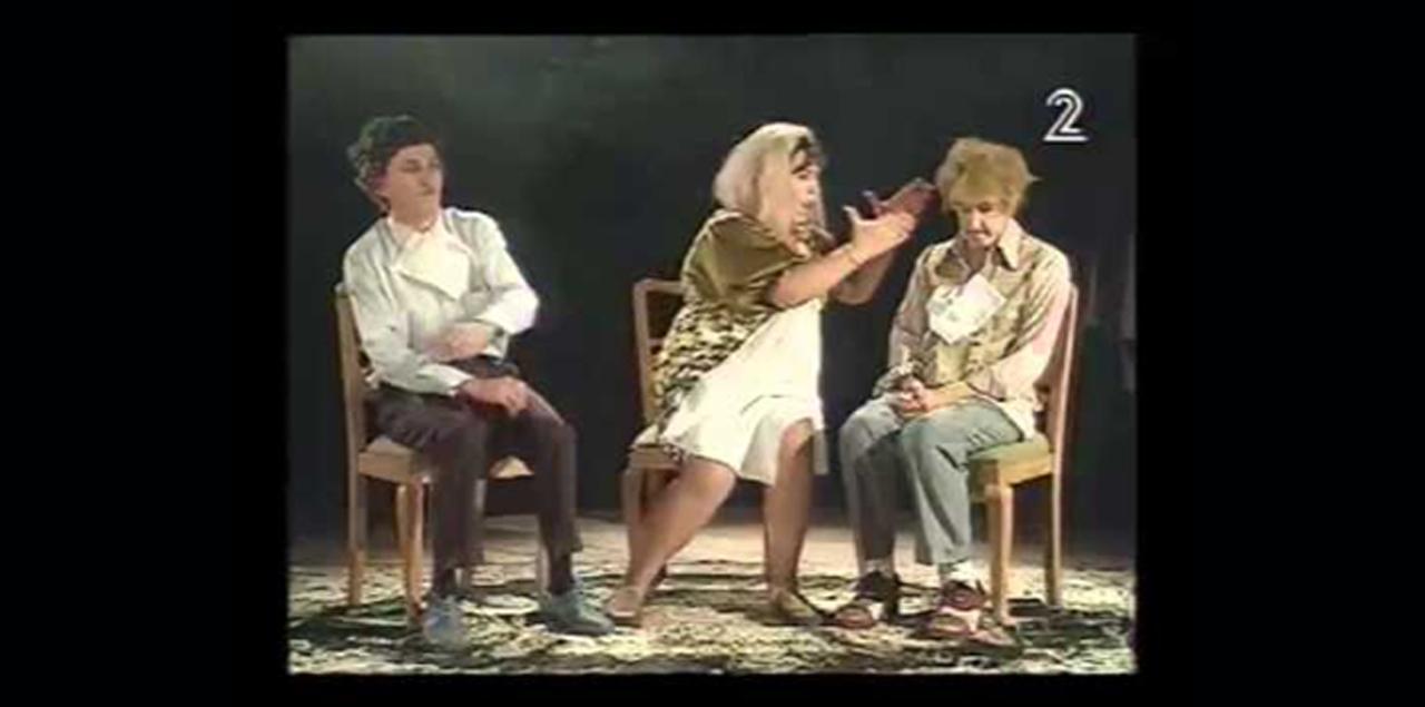 גידי בתאטרון, הג׳יגולו מקונגו